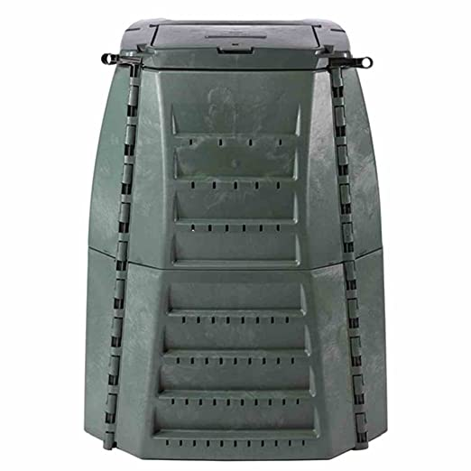 GRAF compostador Thermo de Star, 400 L, Color Verde: Amazon ...