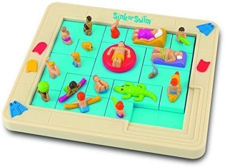 Sink or Swim Brainteaser Puzzle by Popular Playthings: Amazon.es: Juguetes y juegos