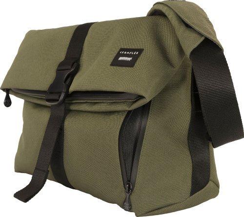 Crumpler The Pinnacle of Horror Laptop Shoulder Bag - Rifle Green