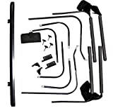 yj soft top - Rampage Products 69999 Replacement Soft Top Installation Hardware