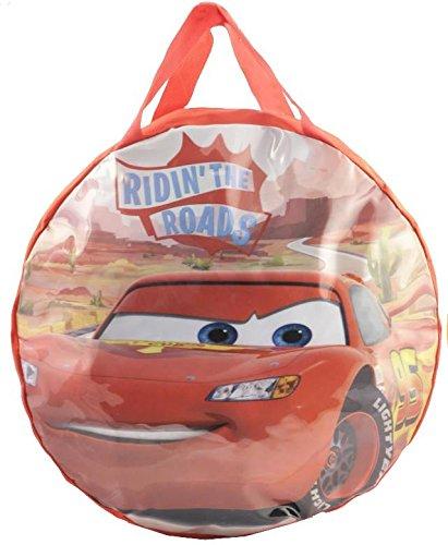 Coriex Cars Tasche Kinder-Sporttasche, Mehrfarbig