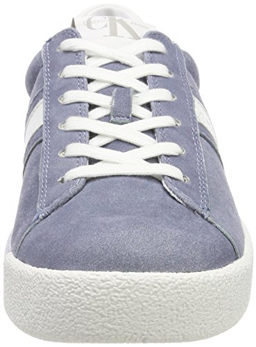 free shipping choice Calvin Klein Jeans Men's Geoff Suede/Smooth Low-Top Sneakers Blue (Dnw 000) low shipping fee cheap price 2014 newest for sale buy cheap clearance store free shipping collections qD0Fa