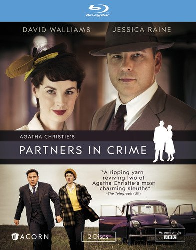 Agatha Christie's Partners In Crime [Blu-ray]