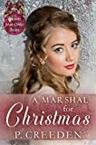A Marshal for Christmas (Spinster Mail-Order Brides Book 1)