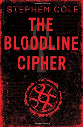 book cover of The Bloodline Cipher