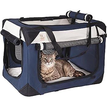 Amazon Com Petluv Soothing Quot Happy Cat Quot Medium Large