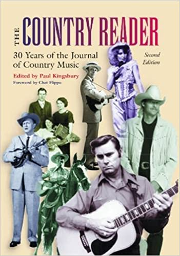Book The Country Reader: 25 Years of the Journal of Country Music