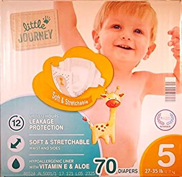 Little Journey Baby Disposable Diapers