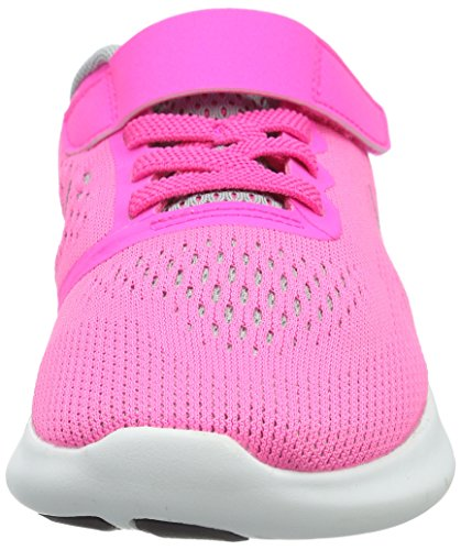 Tition De Run Comp Pnk Chaussures White Mtllc Blk Nike Slvr Free 4FwRWqH