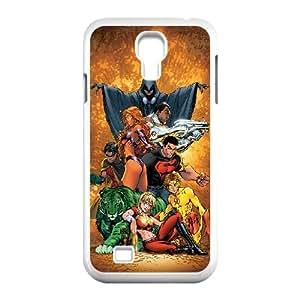 Samsung Galaxy S4 9500 Cell Phone Case White Teen Titans Rfeao