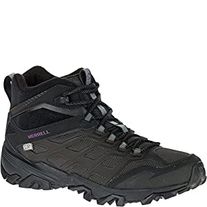 Merrell Moab FST Ice Plus Thermo Womens Walking Shoes UK 6 Black