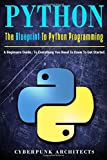 Python: The Blueprint to Python Programming: A Beginners Guide:  Everything You Need to Know to Get Started (CyberPunk Blueprint Series)