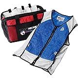 Techniche Hybrid Elite Sport Cooling Vest, Gender: Mens/Unisex, Primary Color: Blue, Size: XL, Distinct Name: Blue 4531BLXL