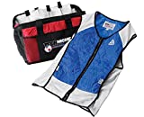 Techniche Hybrid Elite Sport Cooling Vest (Blue, Small) 4531BLS