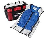 Techniche Hybrid Elite Sport Cooling Vest (Blue, Small) 4531BLS