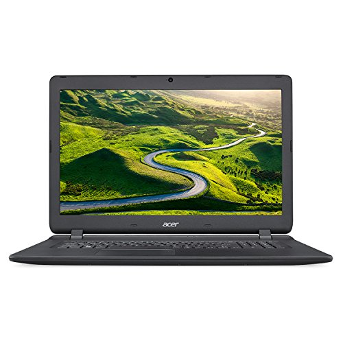 "Acer Aspire 17.3"" HD Laptop (PQC N4200, 4GB RAM, 500GB HDD) with Windows 10 (French Bilingual Keyboard)"