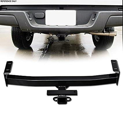 amazon com vxmotor class 3 trailer hitch receiver rear bumper tow