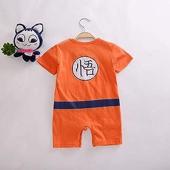 MAYOGO Ropa bebé Goku Pelele Ropa Bebe Recién Nacido niño ...