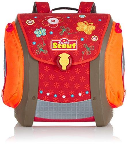 Scout Schulranzen Mega Paradise Rot 49000246800