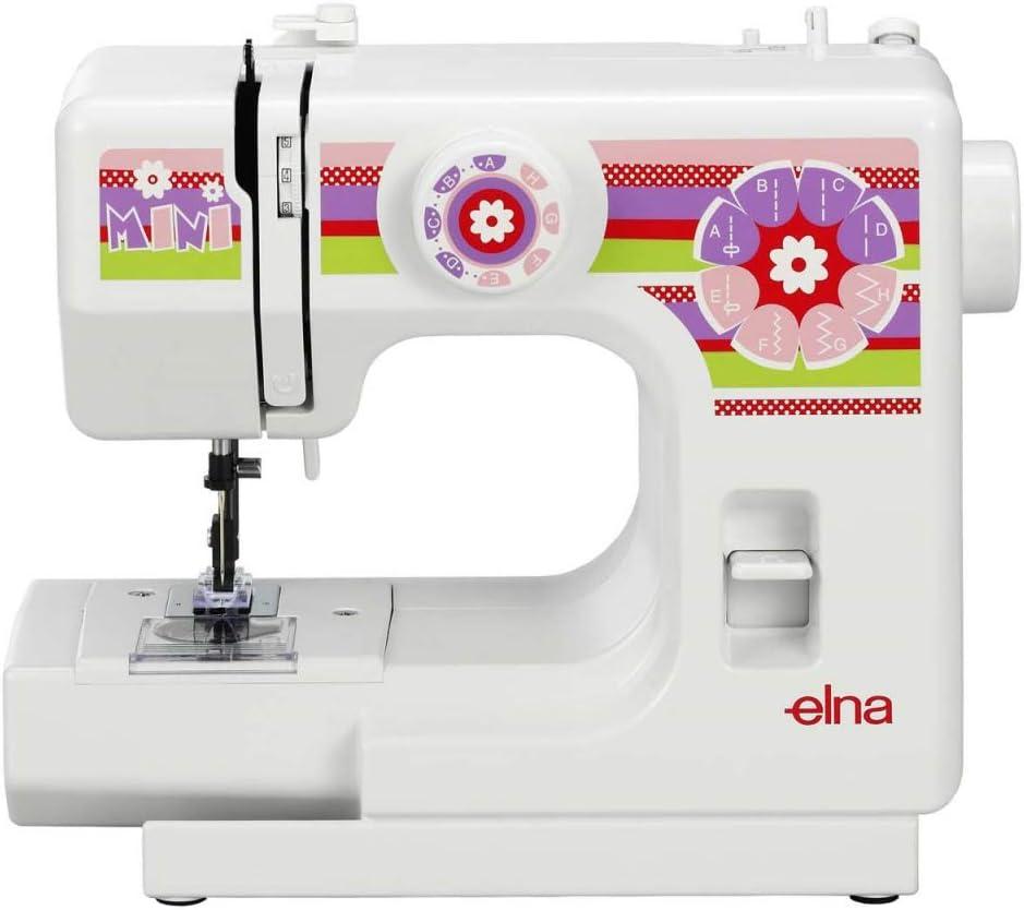 Elna - Máquina de Coser Infantil: Amazon.es: Hogar