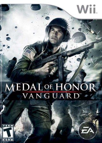 - Medal of Honor: Vanguard - Nintendo Wii