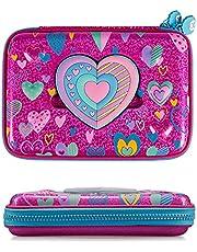 rockpapa High-Capacity Deer Pencil Case, Pencil Box, Storage Box For School Students Girls Teens Kids Toddlers