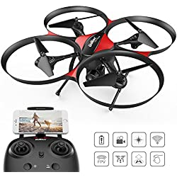 DROCON - NEW U818A Plus FPV RC Quadcopter Drone