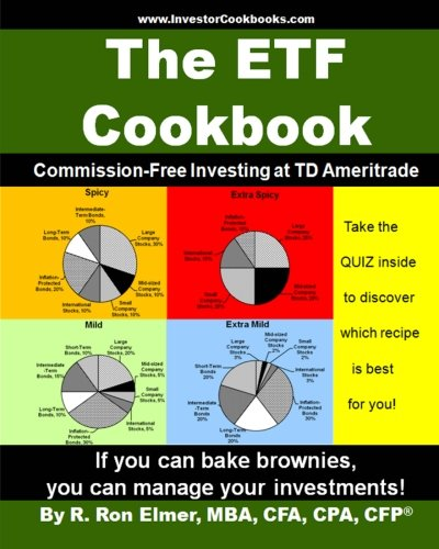 The Etf Cookbook  Commission Free Investing At Td Ameritrade