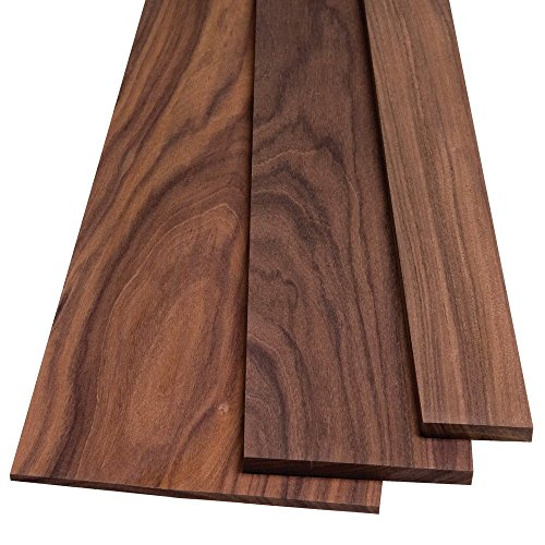 Bolivian Rosewood by the Piece, 1/4