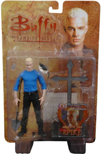 Buffy the Vampire Slayer-beneath You Spike-time & Space Toys Exclusive