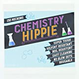 Chemistry Hippie | 150 Micron Pressing Screens 6-pack | Essential Oil Concentrate Press Filter | 5x5 Inch Screen Sheets