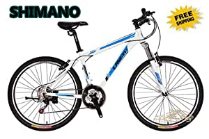 26 Inch Aluminum Mountain Bike Bicycle Shimano (26-Inch Wheels)