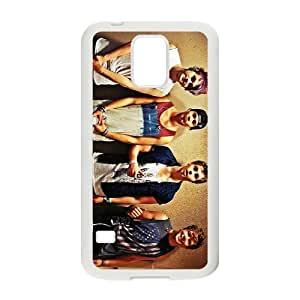 Happy 5 SOS Cell Phone Case for Samsung Galaxy S5