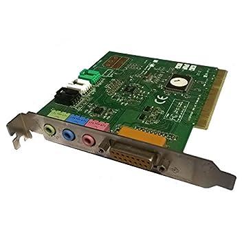 Tarjeta De Sonido Creative Labs SoundBlaster CT5803 A226893 ...