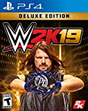 Video Games : WWE 2K19 Deluxe Edition - PlayStation 4