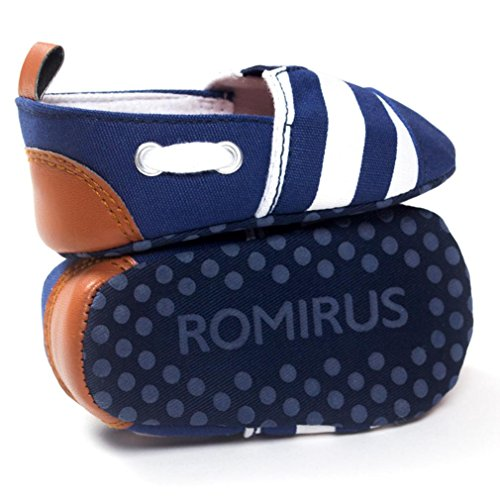 Baby Wanderschuhe,Chshe ROMIRUS Gute Qualität Beliebt Baumwolle Weich Sicherheit Anti - Rutsch leicht Dauerhaft Gemütlich Kleinkind Schuhe