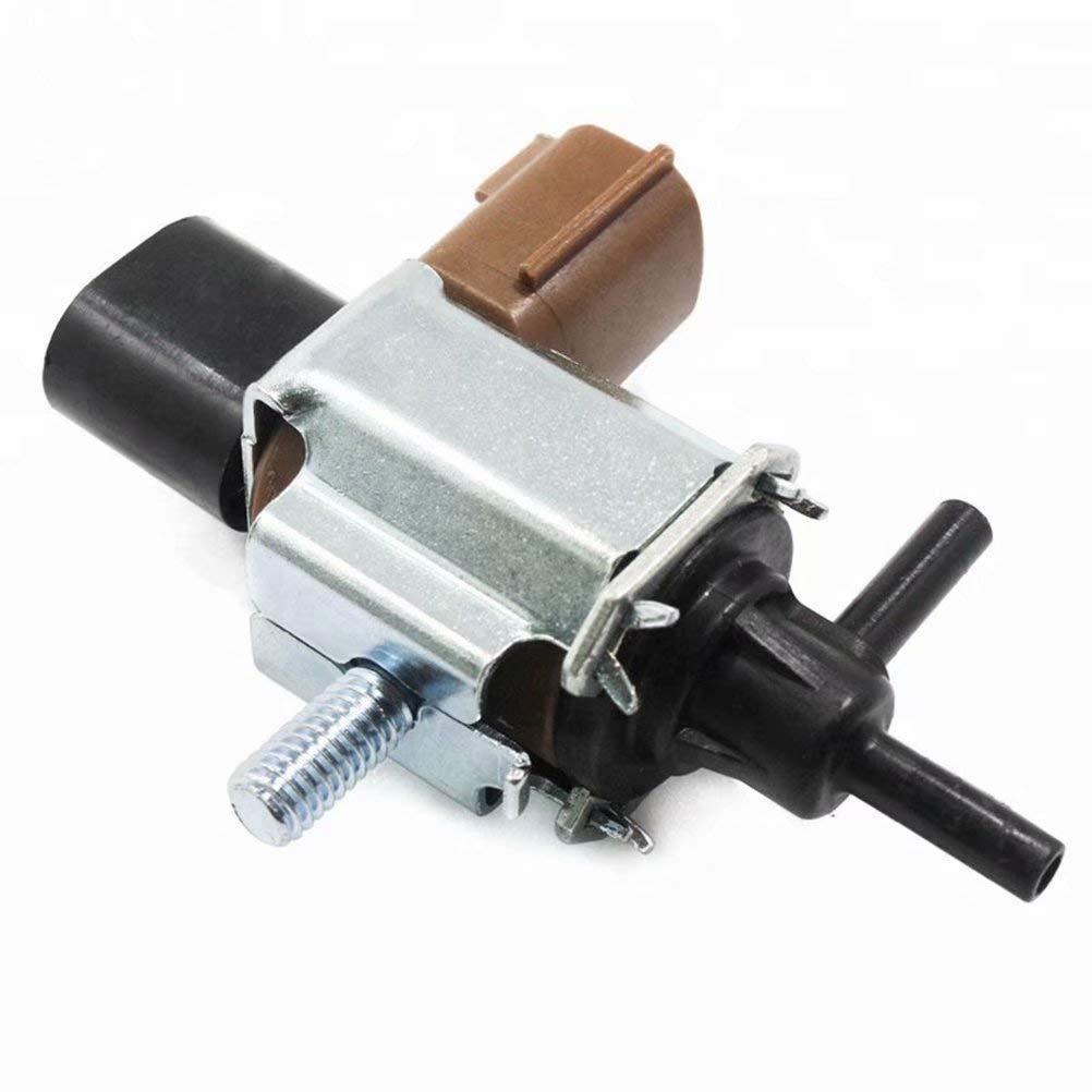 Bernard Bertha EGR Vacuum Switch Valve Solenoid Sensor VSV K5T46573 Compatible for NISSAN 2.5L