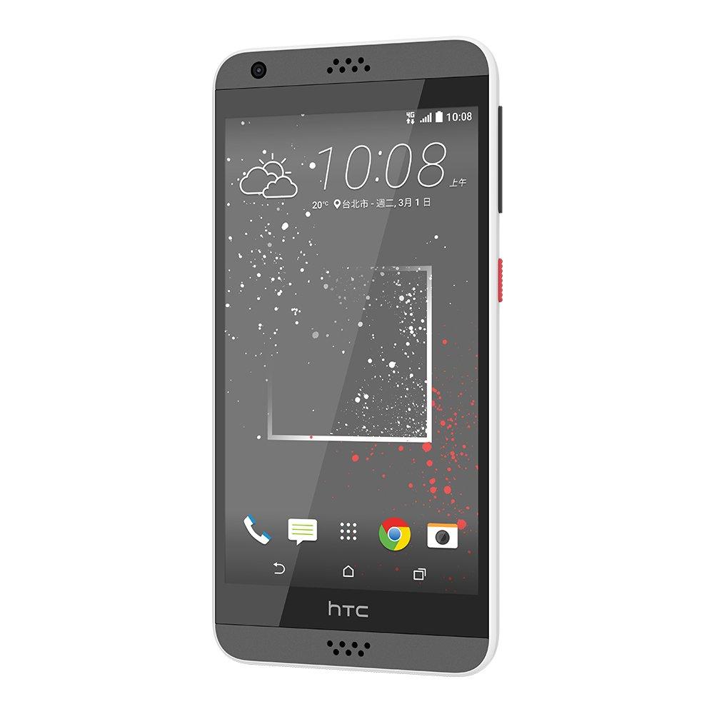 "Amazon.com: HTC Desire 530 D530U 16GB Stratus White, 5"", 8MP, Unlocked  International Model, No Warranty: Electronics"