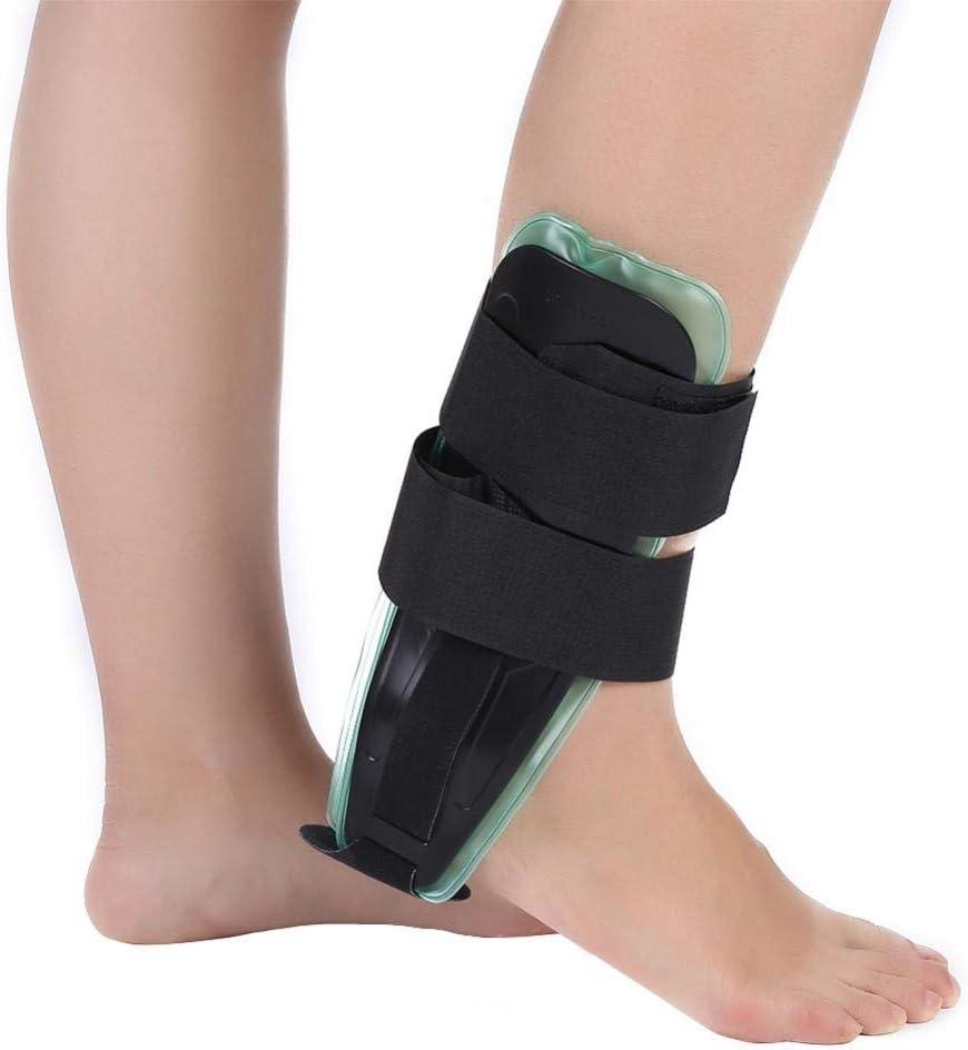 Soporte para Tobillo y Soporte estabilizador de Tobillo y Protector de pie para tendinitis, Tobillos torcidos, Deportes de Carrera, fútbol, fútbol, Voleibol y Baloncesto - Hombres y Mujeres