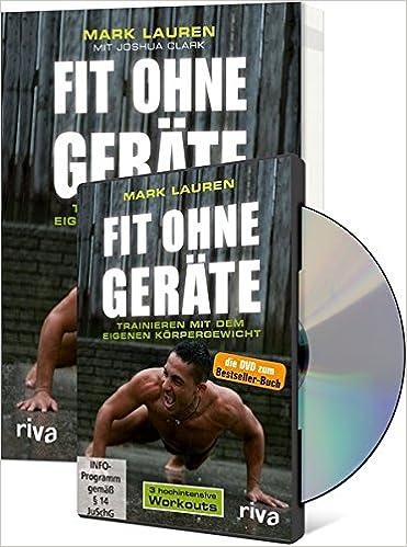 Fit ohne Geräte - Bundle Buch + DVD : Trainieren mit dem eigenen ...