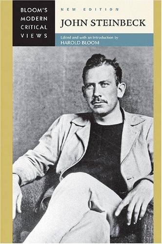 John Steinbeck (Bloom's Modern Critical Views (Hardcover))