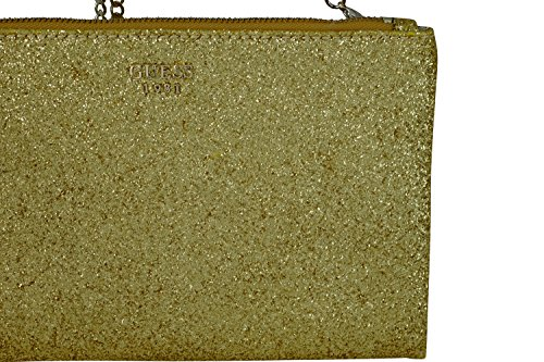 Guess pochette electric party xbody clutch gold