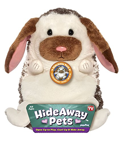 Jay At Play 15″ Hideaway Pets (Lop Eared Bunny) image
