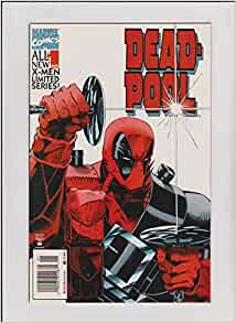 1994 Series # 2 VF//NM X-Men/'s Juggernaut Marvel Comics Deadpool