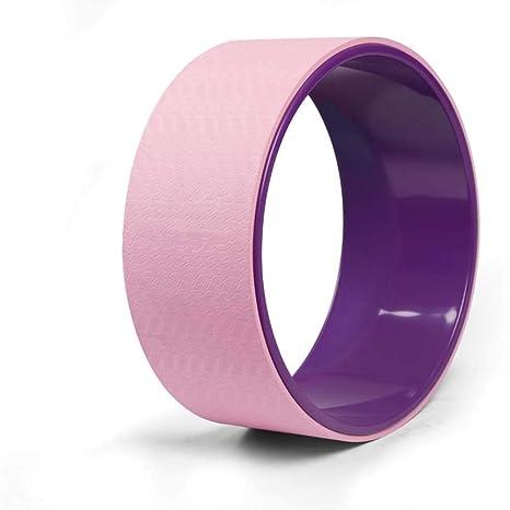 ALXLX Rueda De Yoga, Rodillo Premium Resistente Diseñado ...
