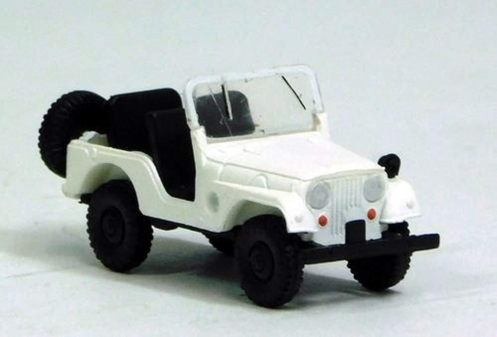 【新品本物】 Brekina Arwico B07G8CMCRY 58902 Jeep ユニバーサル ホワイト (CH) 1:87 58902 1:87 B07G8CMCRY, スマホケース:1a7b9916 --- diceanalytics.pk