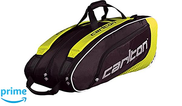 Dunlop Badmintontasche Carlton Pro Player 3 Pockets Thermo Bag ...
