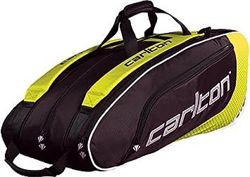 Dunlop Badmintontasche Carlton Pro Player 3 Pockets Thermo Bag - Bolsa para Material de bádminton, Color, Talla One Size 5166