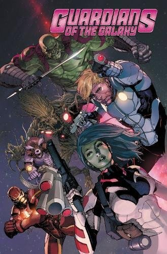Guardians of the Galaxy by Brian Michael Bendis Vol. 1 Omnibus (Best Guardians Of The Galaxy Graphic Novel)