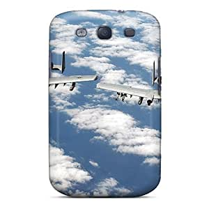 Hard Plastic Galaxy S3 Case Back Cover,hot A 10's Above The Clouds Case At Perfect Diy
